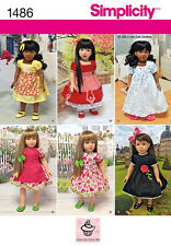SEWING PATTERN! MAKE VINTAGE STYLE DOLL CLOTHES! FITS AMERICAN GIRL MOLLY~KIT!