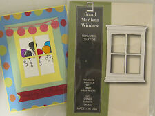 OFFICIAL NEW Memory Box Steel Small Madison Window Die