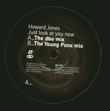 HOWARD JONES - Just Look At You Now (The dba, The Young punk rmxs) - Dtox