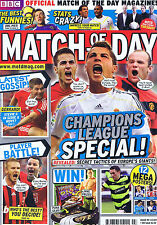 REAL MADRID / KUYT LIVERPOOL / SIDIBE STOKE	Match of the Day	no.	99	Feb	16	2010