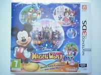 Disney Magical World Mickey Jeu Vidéo Nintendo 3DS