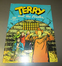 1982 Terry And The Pirates #27 Milton Caniff Chicago Tribune Lim Ed. Reprint Fn+