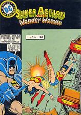 Artima / Arédit Super Action avec Wonder Woman  N° 6  avr28