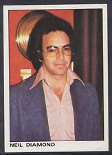 Panini 1980 Rock & Pop Collection - Sticker No 16 - Neil Diamond   (S268)