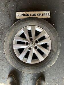 """2011 VW TRANSPORTER T5 2.0 TDI CAAA LRS 16"""" CLAYTON ALLOY WHEEL & TYRE BREAKING"""