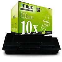 10x MWT Eco Cartucho para Kyocera FS-1010-TN FS-1010-T FS-1000-Arztdrucker
