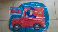 "POSTMAN PAT 31"" FOIL HELIUM BALLOON SUPER SHAPED NEW, NOT IN BAGS LOOSE"