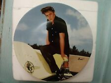 Elvis Young and Wild ELVIS PRESLEY Tough But Tender BRADFORD EXCHANGE PLATE