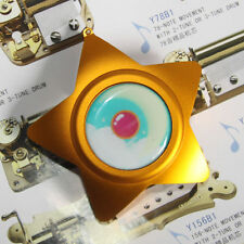 Handmade Sailor Moon Moonlight Memory Star Music Box Birthday Xmas Gift New Cute