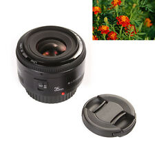 Yongnuo Auto Focus EF 35mm F/2 Wide-Angle Lens for Canon 550D 650D 750D 760D SLR