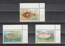 TIMBRE STAMP  3  ILE COCOS Y&T#50-52 POISSON FISH NEUF**/MNH-MINT 1980 ~A98