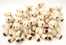 Lot De 25 X Adorables Petits Oursons En Peluche - Parfaitement Neufs