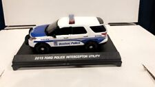 1/43 Custom Boston Police 2015 FORD  Die Cast