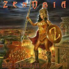 ZENOBIA - Alma de Fuego II CD