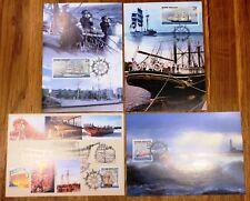 Finland Maximum Cards 1997 Sailing Ships - Excellent Quality