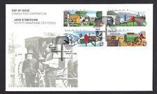 Canada  # 1852a      RURAL MAILBOXES      New 2000  Unaddressed