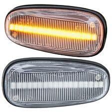 LED SEITENBLINKER für alle OPEL ASTRA G  | OPEL ZAFIRA A | KLARGLAS [71011]