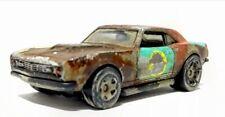 Hotwheels 1968 COPO CAMARO Custom Mad Max Style By D.M