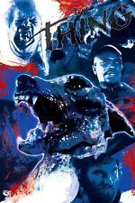 "John Carpenter's ""The Thing"" high quality 11 x 17 poster"