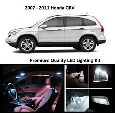 2007 - 2011 Honda CRV Premium White LED Interior Package (8 Pieces)