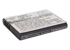 Bateria para Sharp Portable plasma Cluster ion generador ig-dm1z-w, cs-shm100sl