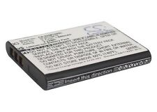 Akku für Sharp Portable Plasmacluster Ion Generator IG-DM1Z-W, CS-SHM100SL
