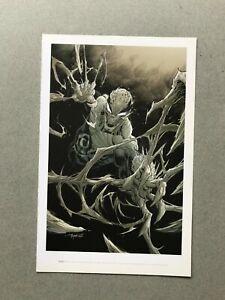 Haunt  Ryan Ottley  French Print Delcourt Rare