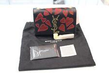 Brand New - YSL Saint Laurent Small Tassel Hearts Crossbody Bag 0bd32484b5d6c