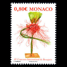 Monaco 2016 - 49th International Bouquet Competition Flowers - MNH