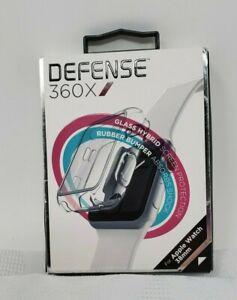 X Doria Defense Edge 360x Bumper for Apple Watch 38mm