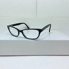 Candies ISLA Eyeglasses Frame 52-16-135 Grey Blue Leopard Print Prescription