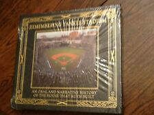 REMEMBERING YANKEE STADIUM AN ORAL AND NARRATIVE HISTORY NEW FACTORY SEALED