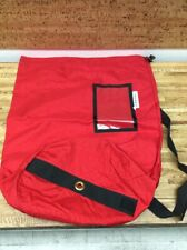 """Large Size Red Rope Bag 25"""" x 14"""" For Rescue/ Climbing/ Caving Rope Storage HH-3"""