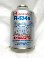 QUEST AC BOOSTER 12 Oz With Sub Zero R134a Synthetic A/C Booster