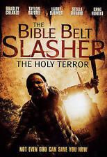 Bible Belt Slasher: The Holy Terror DVD 2013 Brain Damage Films
