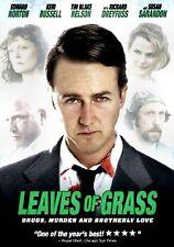 Leaves of Grass // Susan Sarandon, Edward Norton, Used DVD