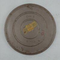 8mm Home Movie Vintage Film Dual 8 Metal Case