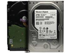 """WD Ultrastar 4TB 7200RPM 256MB Cache 3.5"""" SATA 6Gb/s Hard Drive -HUS726T4TALA6L4"""