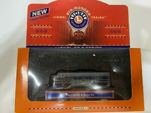 Lionel F3 Series Collectible Tin - Baltimore & Ohio O3006