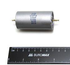 2pcs 0.1uF 500V 10% Russian Audio teflon capacitor K72P-6
