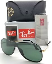 NEW Rayban sunglasses RB4311N 601/71 Black Green RB 4311 AUTHENTIC Blaze Shield
