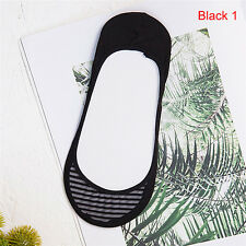 Women Lady Girl Socks Summer Invisible Low cut ankle Boat Lace Short Socks JX