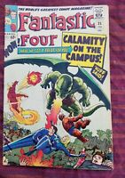 FANTASTIC FOUR #35 VF (MARVEL COMIC Silver  Age 1st appearance Dragon Man