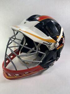 Brine Lacrosse Helmet HR Harford Renegades Size L / XL