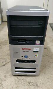 Compaq S5200UK Barton 2600+, 98se XP Asus A7N8X-LA, nForce2, 80GB HD, DVDRW, 768