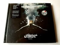 The Chemical Brothers Further CD & DVD Deluxe Edition Digibook Brand New Sealed