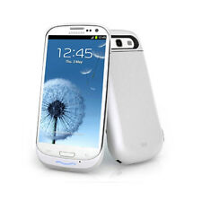 iWALK PCC2800G3-WHT 2800mAh Chameleon Power Case for Samsung S3 (White)