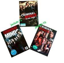 Criminal Minds Seasons 13 14 15 13-15 ( DVD,13-Disc,Region 1 US ) NEW & SEALED
