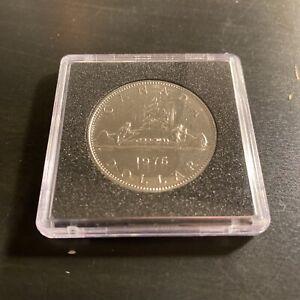 1976 Canada Proof UNC Dollar
