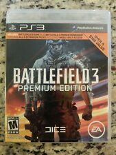 2012 PS3 Battle Field 3 Premium Edition (Sony Playstation 3) Complete Free S/H